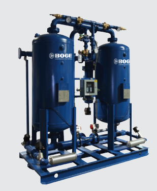 Series BHLD Adsorption Dryers from Boge