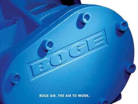 Boge The Air To Work