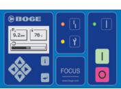 Boge Focus Control Manual