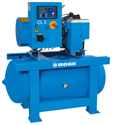 Screw Compressors from Boge