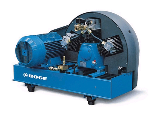 Series SRMV Booster Compressors from Boge